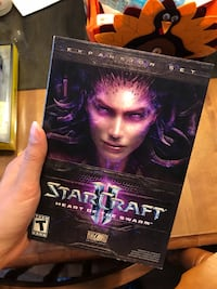 Starcraft expansion pack heart of the swarm Hamilton, L8B 1H5
