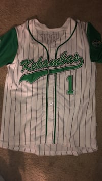 Men's medium Baseball Jersey  Washington, 20032