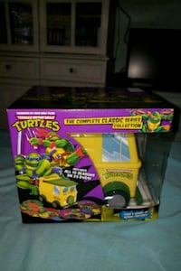 Teenage Mutant Ninja Turtles Complete Classic Seri Fort Lauderdale, 33314