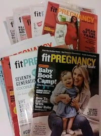 Fit Pregnancy & Baby Magazines Los Angeles, 91342