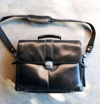 Leather laptop/briefcase Anmore, V3H 5G6