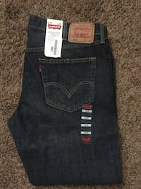 """Levi's """"relaxed straight jeans"""" 38x30 Bakersfield, 93306"""