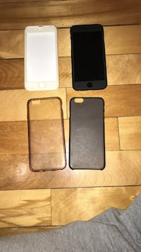 Several assorted color iPhone 6/6S cases  Montréal, H1S 1G2