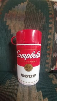Campbell's soup thermos  Ottawa, K2G 3M5