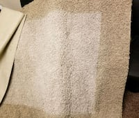 5x7 tan and cream shag rug Fort Collins, 80525