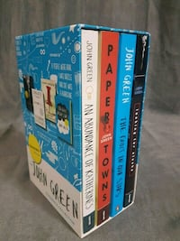 John Greene Paperback Collection - The Fault in Ou Toronto, M6M 1V7