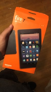"Amazon Fire 7 With Alexa 8GB - New 7"" Tablet/iPad/eBook Readers"