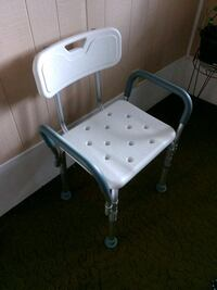 New shower chair