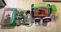 Hamster cage and many accessories Toronto, M6H 1T5