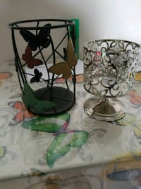 Pier one and bath & boday works Candle holders Windsor, N8T 2L3