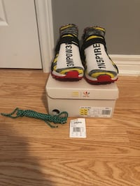 Used Adidas Human Race Size 11 Afro Pack For Sale In