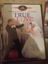 True Love DVD case Renfrew, K7V 3M2