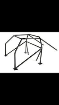1979-93 Ford Mustang 10 point roll cage Schaumburg