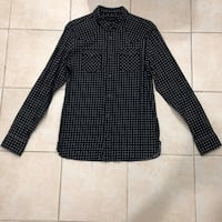 ALLSAINTS Long Sleeve Button Shirts Size Small Mississauga