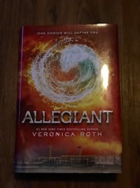 Allegiant by Veronica Roth  978 mi