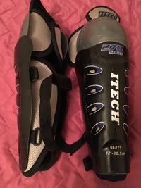 ITech Hockey knee pads Redding, 96002