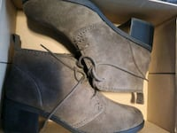 Women's boot, Size 8Clarks women's nevella Harper boot.These are such Cambridge, N3C 3A6