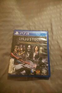 Sony PS4 Injustice Gods Among Us case Louisville, 40216
