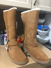 Brand new winter boots for ladies- size 9 Mississauga, L5W 1Z4