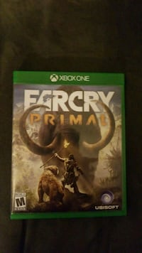 Farcry Primal Xbox One game case Nampa, 83651