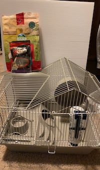 Hamster Cage Humble, 77396