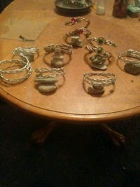 Hand made bracelets made from copper and aluminun Jackson, 49203