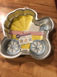 Baby Buggy/ Carriage Cake Pan!!!! Little Falls, 07424