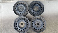 15 Inch  rims  VW jetta Langley, V3A