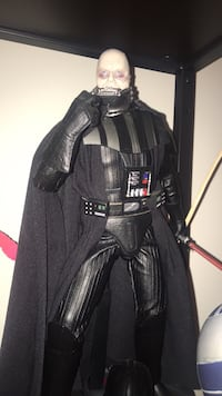 Darth Vader hot toys sideshow collectibles Burnaby, V5H 4A6