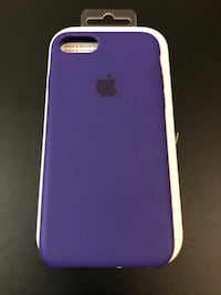 iPhone 8 Silicone Case   (Ultra Violet ) Arlington, 22201