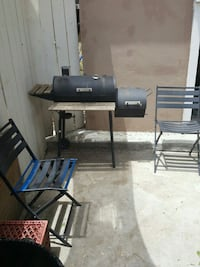 Grill with smoker attached  Lake Elsinore, 92530