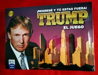 The Game Donald Trump español Madrid, 28027