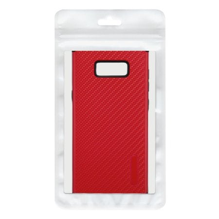 Red Cell Phone Case for Samsung Galaxy S8 Plus