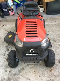 Used Troy Bilt Pony 17 5 Hp Manual 42 In Riding Lawn Mower