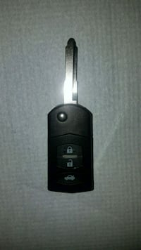Mazda 6 brand new key with remot and the chip.  Vaughan, L4H 3N5