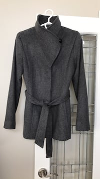 Babaton, Belted, wool-cashmere coat Middlesex Centre, N0L