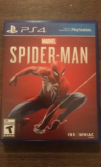 Spider man for PS4 Toronto, M9W