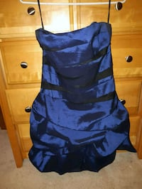 Royle blue formal dress  Waterloo, N2J 3Z4