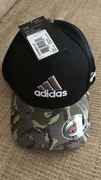 Priced to sell: New Adidas TaylorMade Camo-Black Hat