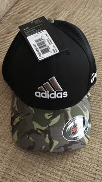 Priced to sell: New Adidas TaylorMade Camo-Black Hat Gaithersburg, 20877