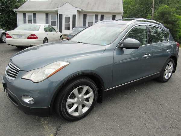 2008 INFINITI EX35 AWD 4dr Journey 78bf409d-8360-48ee-a60c-ebae71916799