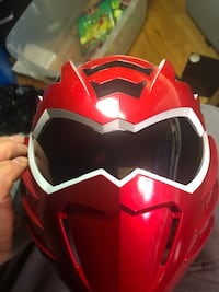 Power rangers Jungle Fury Red Ranger Mega Mission Helmet  2336 mi
