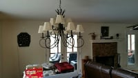 Dining room fixture  Dawsonville, 30534