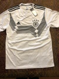 New 2018 FIFA World Cup GERMANY jersey (Plain/Large)