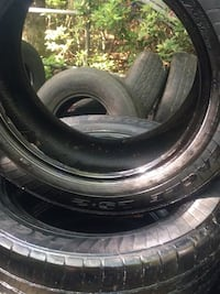 Used Tires two sets of four/Choice New Orleans