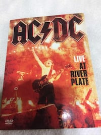 AC/DC Live at River Plate (DVD) Burlington