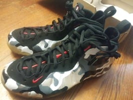 Nike Foamposite size 13 Fighter Jet PRICE FIRM!!!!!!