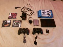 PS2 Collection bundle With 1080p HD adapter