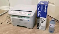 Laser Printer with New Ink Cartridge for 2600 pages, Scanner and Photo Mississauga, L5R 4B1