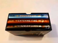 The Hunger Games Trilogy Boxed Set  By Suzanne Edmonton, T6T 1T4